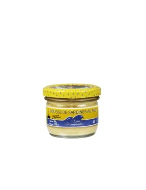 Mousse de Sardines au Pastis