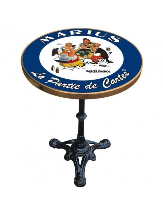 Table bistrot Marius