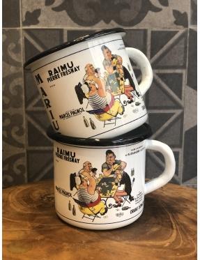 """Mug à café Marius """"Marcel Pagnol"""""""