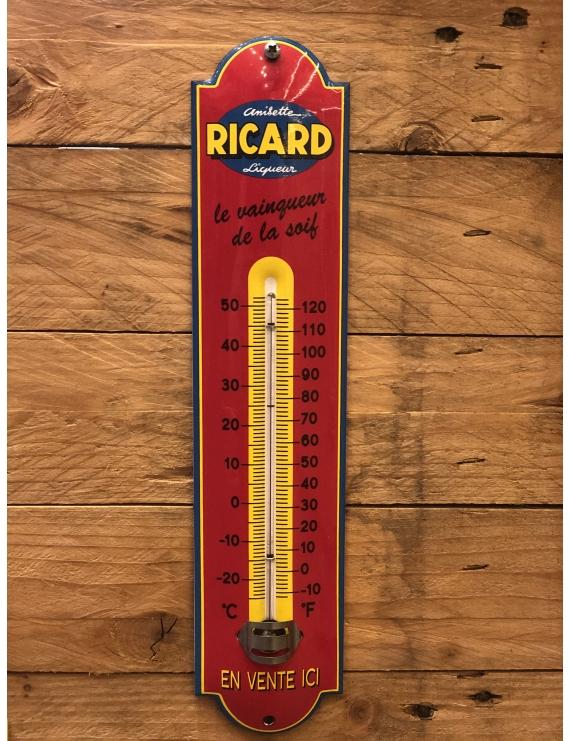 Thermomètre RICARD