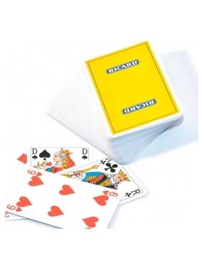 Jeu de cartes Ricard