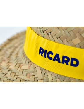 Chapeau de paille RICARD