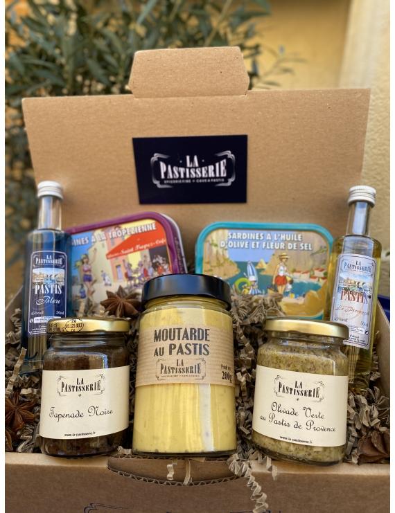 Coffret Gourmand de Provence
